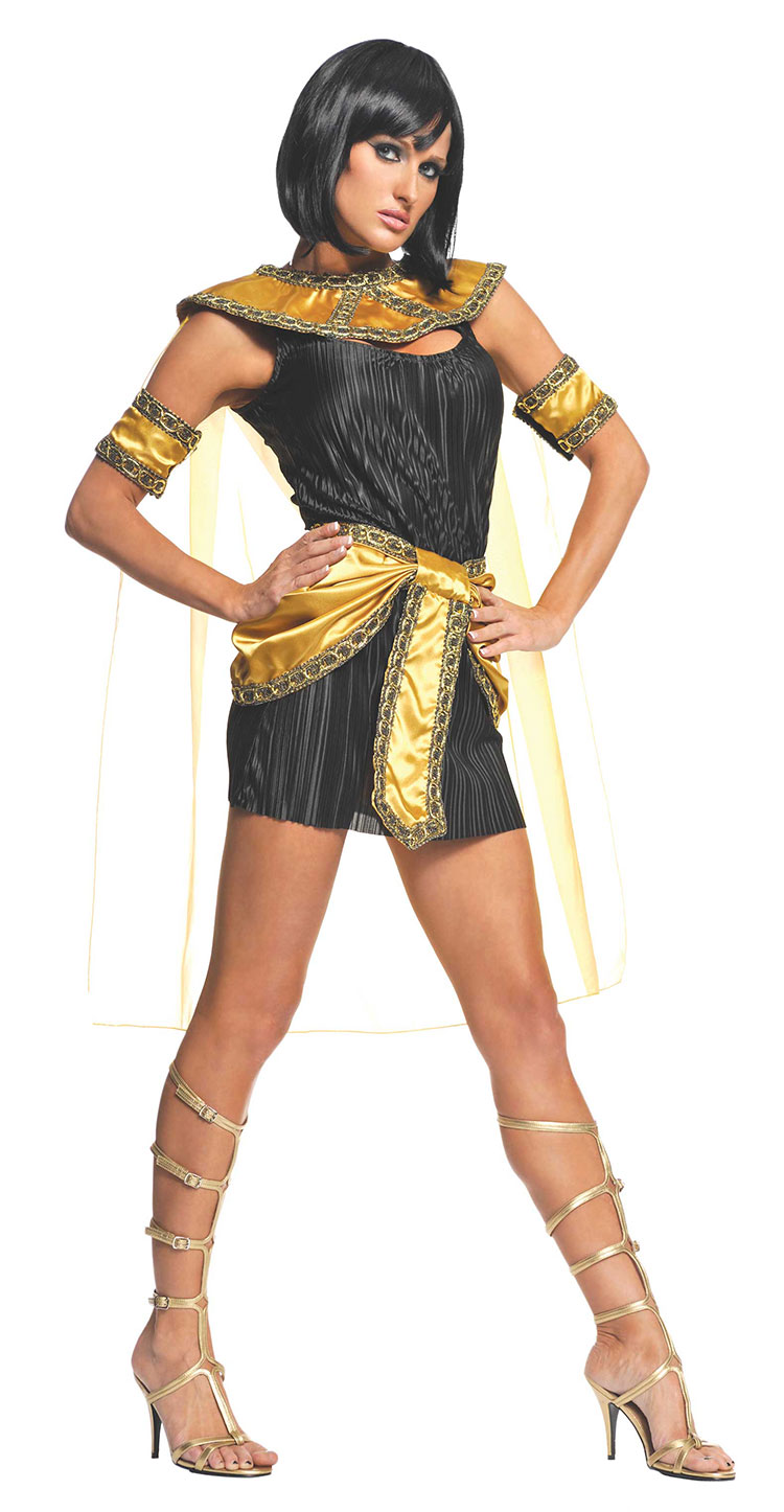 Sexy egyptian princess costume