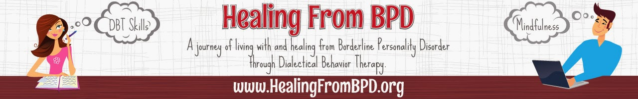 HealingFromBPD.org - Borderline Personality Disorder Blog