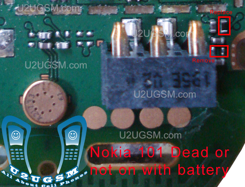 Cell Firmware  Nokia 101 Dead And Not Switch On With Battery