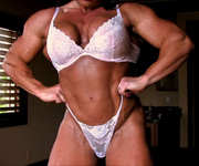 View the Profile of Female Bodybuilder Musclebound Michelle
