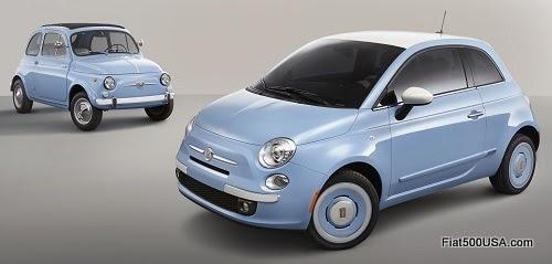 "2014 Fiat 500 ""1957 Edition"""