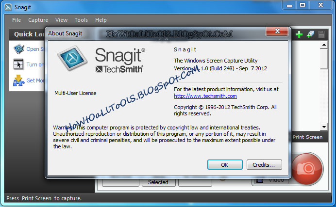 SNAGIT 11.1.0 KEYGEN DOWNLOAD