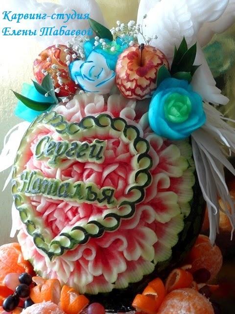 фруктовые композиции на заказ южно-сахалинск