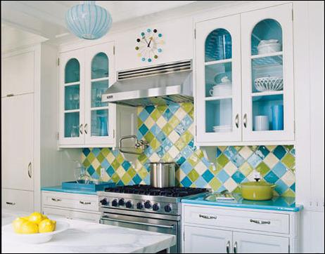 Kitchen Ideas Turquoise turquoise kitchen ideas | room design inspirations