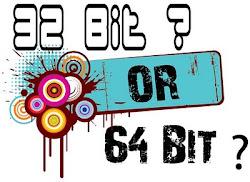 32-bit dan 64-bit