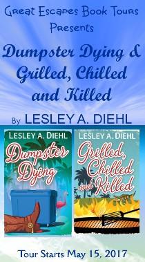 Lesley A. Diehl: here 5/18/17