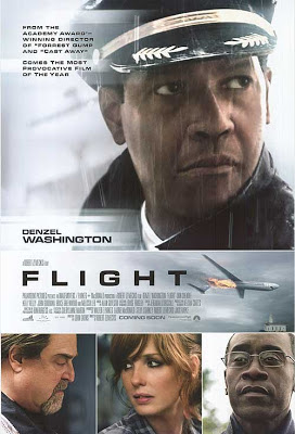 Flight 2012 film movie poster large