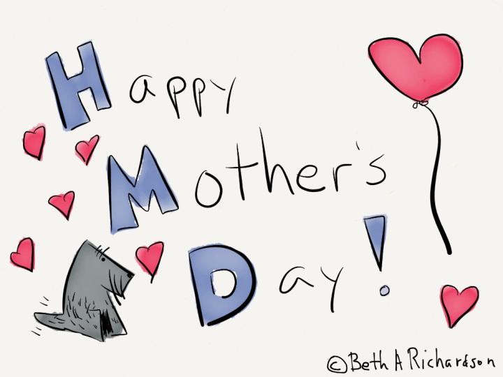 Gambar DP BBM Selamat Hari Ibu
