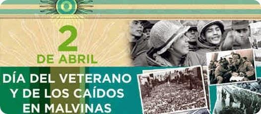 2 de abril día del veterano de la guerra de malvinas