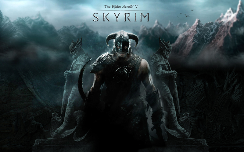 Skyrim, The Elder Scrolls V, RPG, Role Playing Games, Gaming, Video games, Videogames, Review, Article, Future Pixel