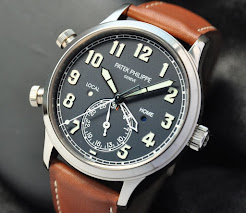 Patek Philippe Pilot Travel Time 5524