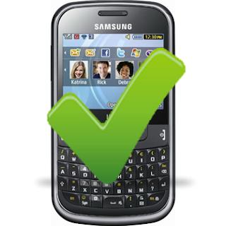 Bueno Positivo Samsung Chat 335