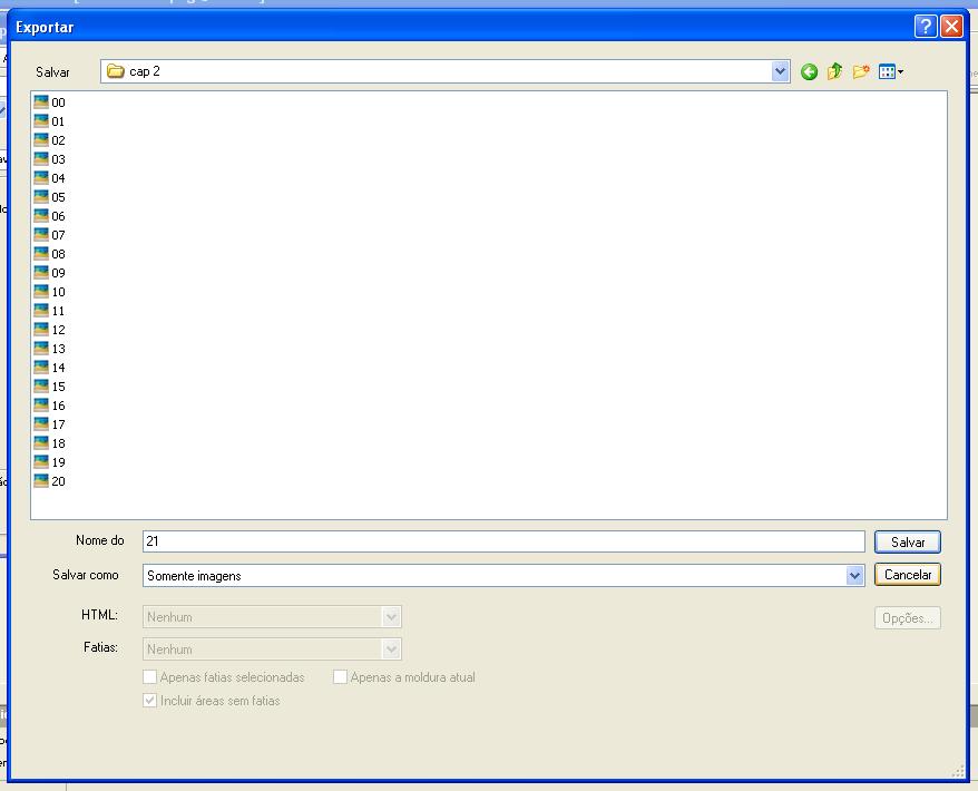 Como personalizar as páginas para 500x690 FW006