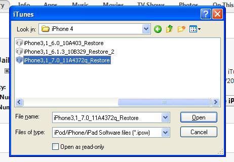 Cara Upgrade iPhone ke iOS 7 Beta 1 | Cara Jailbreak | Tutorial ...