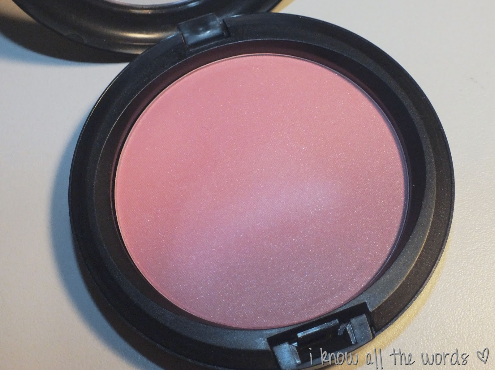 mac azalea blossom blush - photo #2