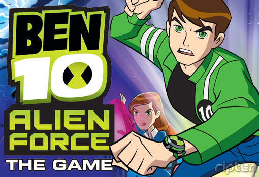 Ben 10 Allien force Online Game | Free Play