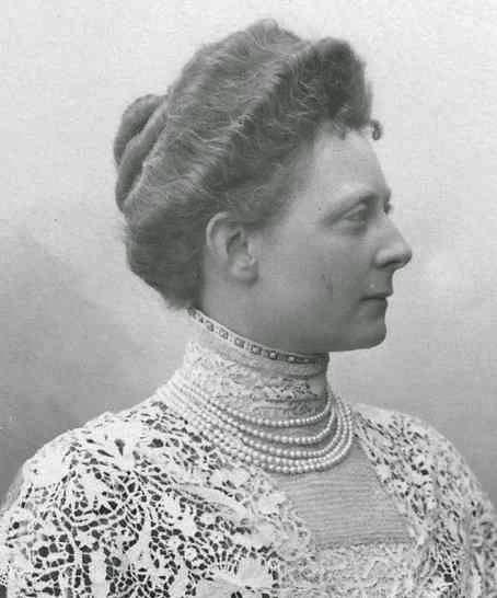 princesse Elisabeth de Hesse (-Cassel) 1861-1955