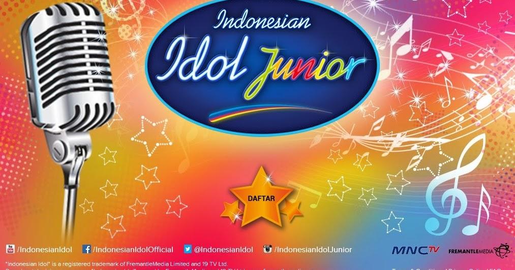 Biografi Profil Biodata 16 Idola Peserta Indonesian Idol Junior 2016