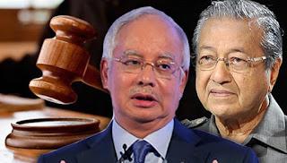 Terus desak Najib selagi saya tidak disabitkan kesalahan – Tun M