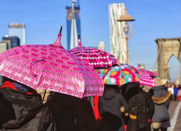 Just J: Marisol umbrellas: sheltering women from rain, and war