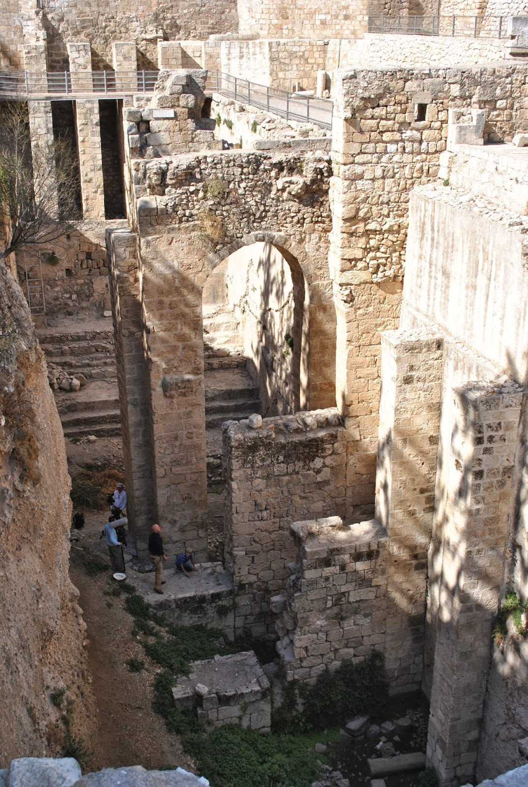 Big Valley Grace Israel Tour 2013 Day 8 Western Wall St Anne 39 S Church At Bethesda City Of