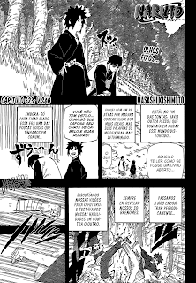 Naruto 623 Mangá Online Português