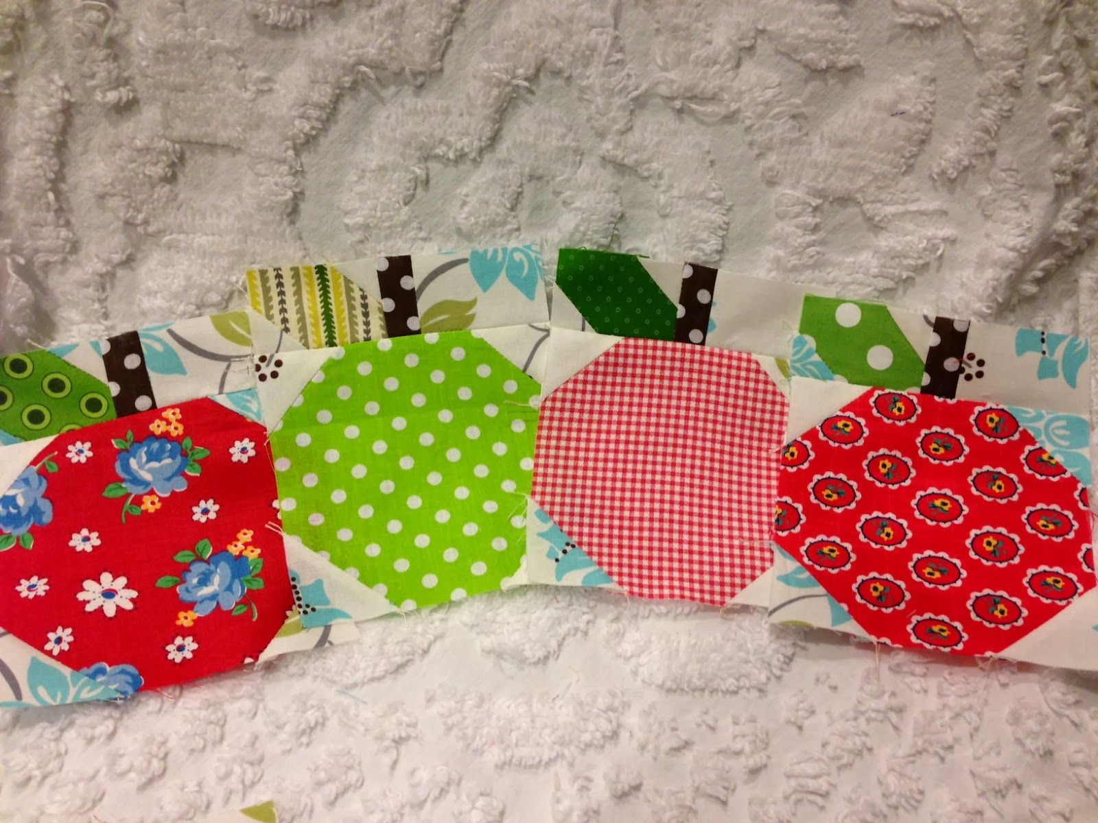 Some of my Favorite People Have Written Great Quilt Books ... : apple quilt block - Adamdwight.com