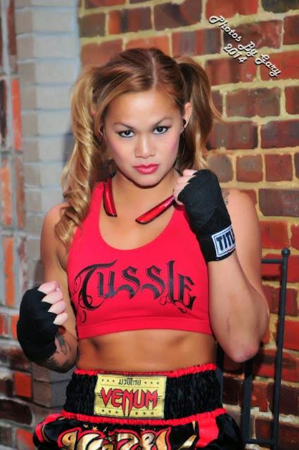 Andy Nguyen - Women MMA Fighters