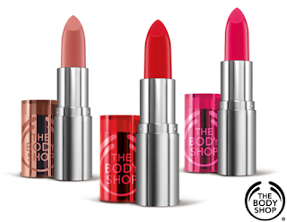 Colour Crush Lipstick The Body Shop Review