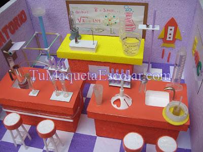instrumento de laboratorio escolar
