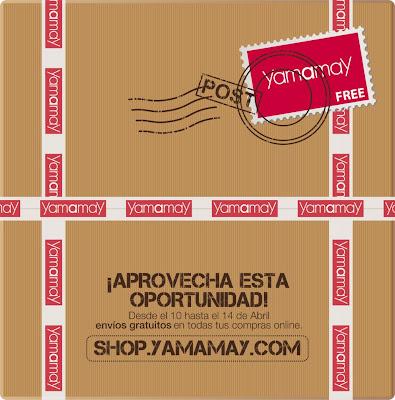 PORTES GRATIS EN YAMAMAY.COM
