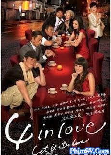 Tứ Giác Tình Yêu - 4 In Love