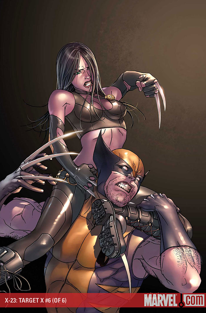 COMICS: More Ca... X 23 Comic