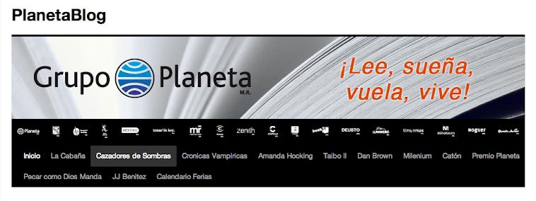 Blog del Grupo Planeta