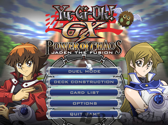 Yu Gi Oh! Power of Chaos : Jaden the Fusion 2