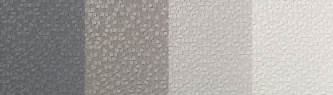 Decoracional papel pintado texturas colores y emociones - Revestimiento vinilico bano ...