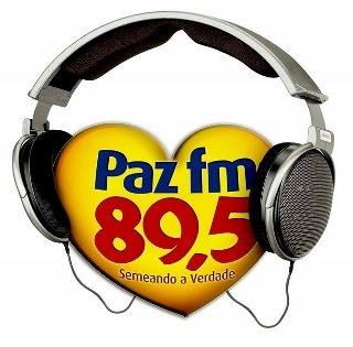 Rádio Paz FM 89,5 FM de Goiânia GO ao vivo