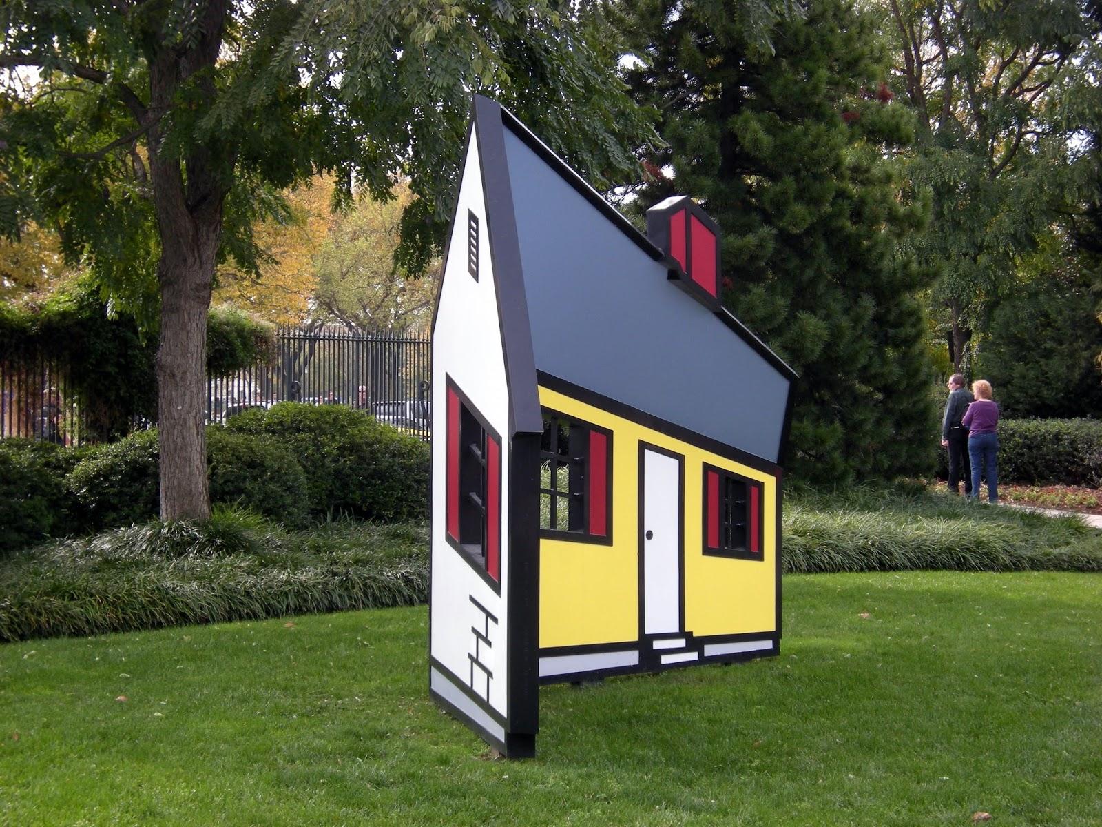 The Mathematical Tourist: Flat House