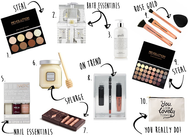 The Ultimate Christmas Gift Guide: Gifts for her