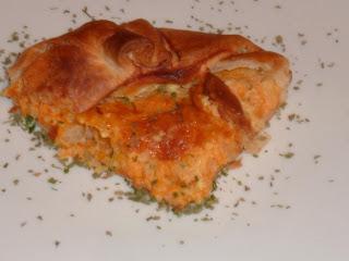 torta rustica zucca,patate,sbrinz e gruyère