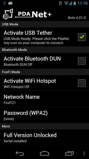 PdaNet+ FULL v4.01.2