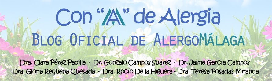 """Con """"A"""" de Alergia (Blog Oficial de AlergoMálaga)"""