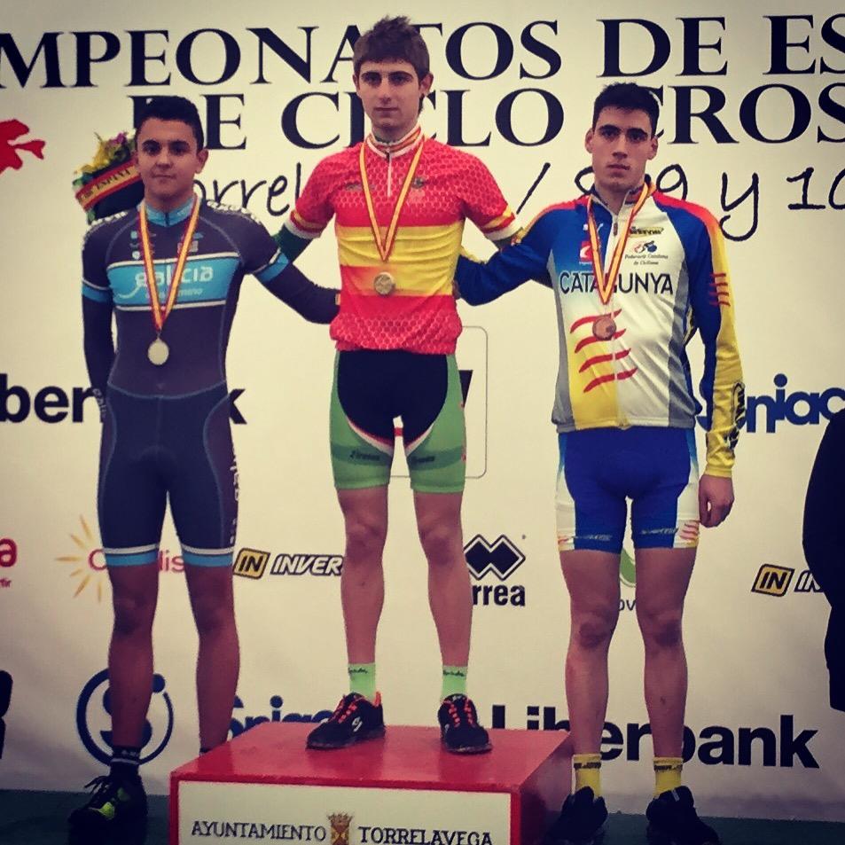 CAMPIONATO ESPAÑA CX TORRELAVEGA 2016
