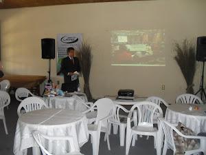 Palestra na 77ª Expofeira de São Gabriel