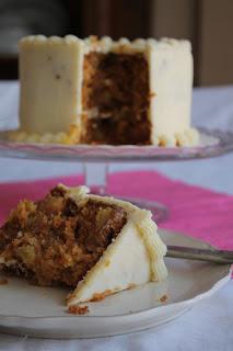 Tarta_zanahoria_piña_cake_carrot_pinapple_recipe_receta