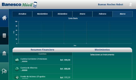Descargar aqui banesco m vil seguros premium full para for Consulta de saldo cantv