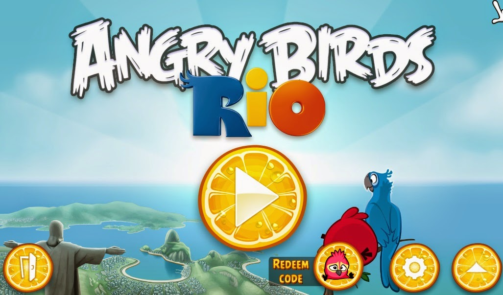 angry birds rio, pc game