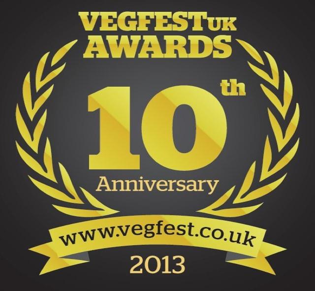Vegan Vote: VegFestUK Awards 2013