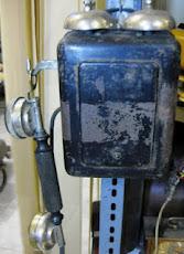 Telephone Dinding Antik Bell