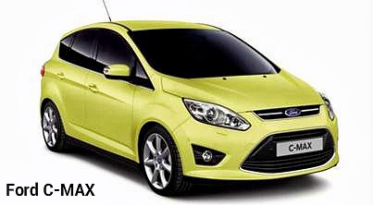 Ford améliore le C-MAX hybride 2014 pour le rendre moins énergivore